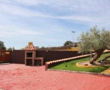 Finca La Calesa casa rural en Almorox (Toledo)