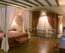 Hotel Real Castillo  S casa rural en La Guardia (Toledo)
