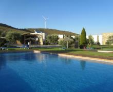 Hotel Villa Nazules Hípica Spa casa rural en Almonacid De Toledo (Toledo)