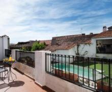 Miel y Romero casa rural en Sevilleja De La Jara (Toledo)