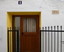 Casa Lina casa rural en Quartell (Valencia)