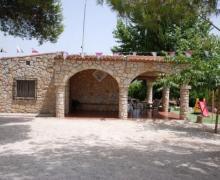 El Carrascal casa rural en Anna (Valencia)