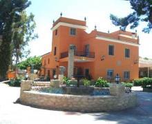 El Pansat casa rural en Albaida (Valencia)