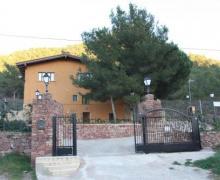 Mas de La Pinaeta casa rural en Gatova (Valencia)
