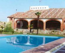 CTR Puentes Mediana casa rural en Hornillos De Eresma (Valladolid)