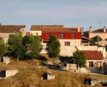 El Pájaro Verde casa rural en Fompedraza (Valladolid)
