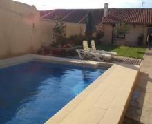 La Casa de Rosario casa rural en Salvador De Zapardiel (Valladolid)