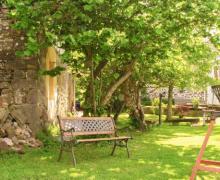 Altzuste Landetxea casa rural en Zeanuri (Vizcaya)