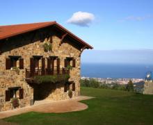 Lur Deia casa rural en Bermeo (Vizcaya)