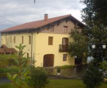 Urkixa Bekoa casa rural en Berriatua (Vizcaya)