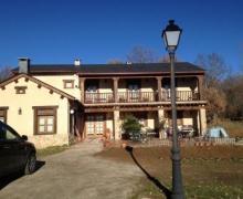 C.T.R Aguallevada casa rural en Robleda Cervantes (Zamora)