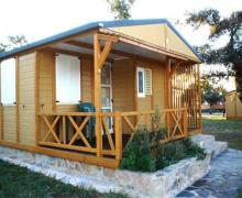Camping Bungalow Park casa rural en Figueruela De Arriba (Zamora)