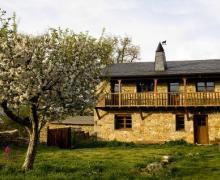El Mirador del Lobo casa rural en Manzanal De Arriba (Zamora)