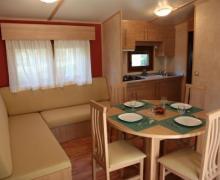 Camping Bolaso Bungalows Restaurante casa rural en Ejea De Los Caballeros (Zaragoza)