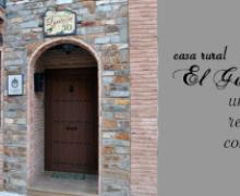 Casa El Gurrión casa rural en Lecera (Zaragoza)