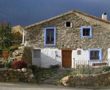 Casa Larrueda casa rural en Cerveruela (Zaragoza)