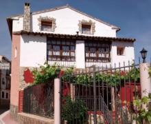 Casa Rural Xaraba casa rural en Jaraba (Zaragoza)