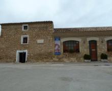 El Corralaz casa rural en Letux (Zaragoza)