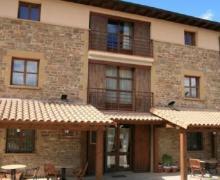 Hospedería Villa Pintano casa rural en Los Pintanos (Zaragoza)