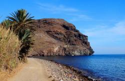Camping Nautico la Caleta en Las Negras (Almería)