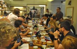 Garrotxa, Terra D´ Acolliment en Olot (Girona)