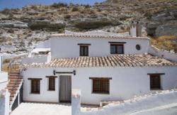 Casas cueva Galera en Galera (Granada)
