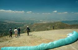 Horizonte Vertical en Bubion (Granada)