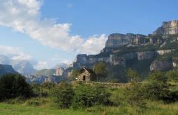 Sobrarbe en Ainsa (Huesca)