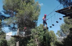 Hospederia Aula de Naturaleza El Hornico en Pozo Alcon (Jaén)