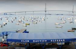 Club Náutico Alcázar en Cadiz (Cádiz)