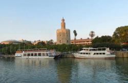 Cruceros Torre del Oro en Sevilla (Sevilla)