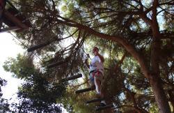 Bosque Suspendido en Bollullos De La Mitacion (Sevilla)