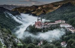 El Camino Real en Arriondas (Asturias)