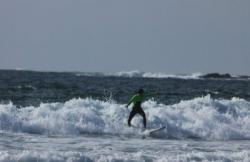 Oxígeno Surf School en Covas (Lugo)