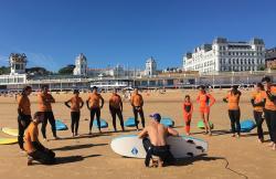 Escuela de Surf Sardinero en Santander (Cantabria)