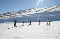 Escuela Bejarana de Esquí en La Hoya (Salamanca)