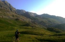Bobis Bike en Biescas (Huesca)