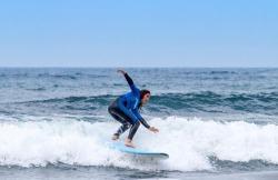 Escuela de Surf Dunas en Salinas (Asturias)