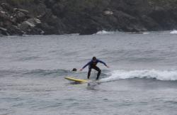 Alma Surf School en Puerto De Vega (Asturias)