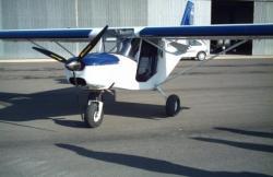 Escuela de vuelo Aerosumaer en Trebujena (Cádiz)
