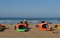 9 Pies Escuela de Surf en Vejer De La Frontera (Cádiz)