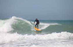 A Frame Surfcamp El Palmar en Vejer De La Frontera (Cádiz)