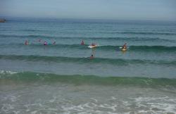 Ajo Surf School en Bareyo (Cantabria)