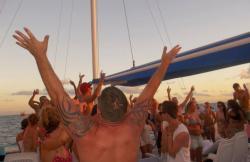 Amnezia Boat Party en Mogan (Gran Canaria)