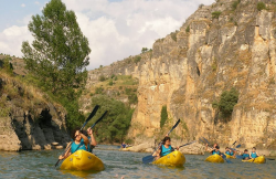Andatura en Carrascal Del Rio (Segovia)