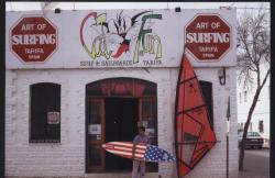 Art of Surfing en Tarifa (Cádiz)