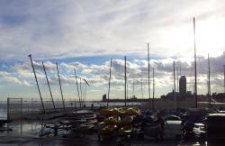 Base Nàutica Barcelona en Barcelona (Barcelona)