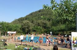 Bassegoda Park en Albanya (Girona)