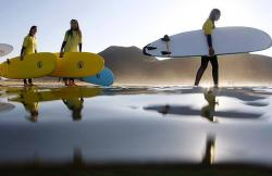 Berria Surf School en Santoña (Cantabria)