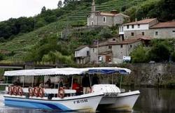 Catamarán Ribeira Sacra en Ourense (Ourense)